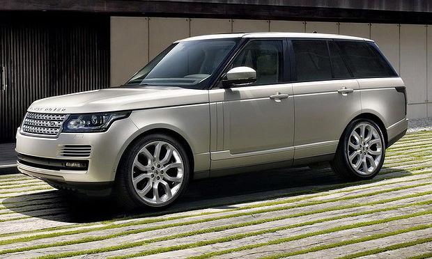 New 2014 Range Rover revealed