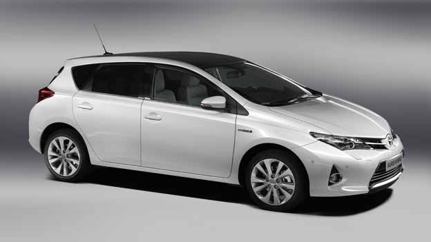 New Toyota Auris to be unveiled at the Paris Motor Show