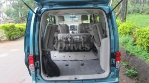 Nissan Evalia in India
