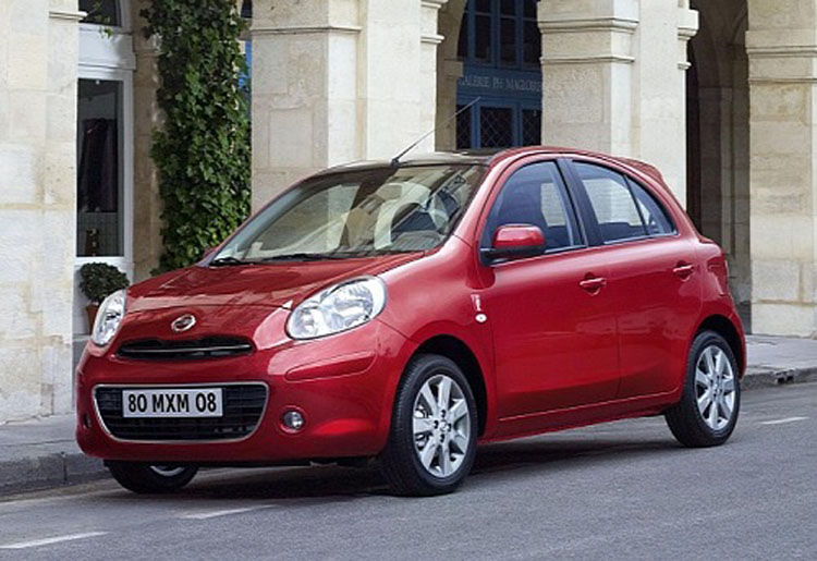 Nissan unveils Micra Elle Special Edition in UK