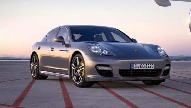 Off the hook brake concept of Porche Panamera