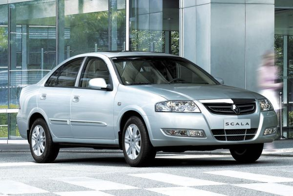 Renault Scala to be based on Nissan Sunny