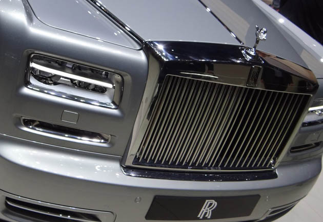 Rolls Royce customers to turn down diesel models Report