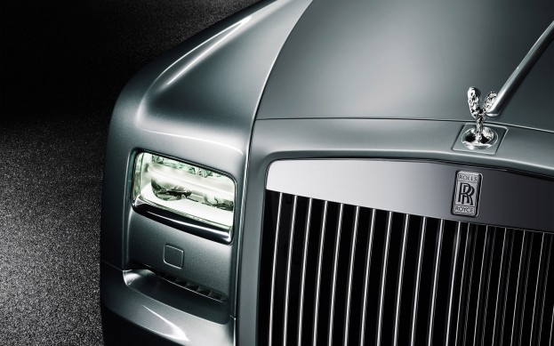 Rolls Royce unveils Phantom Coupe Aviator Edition
