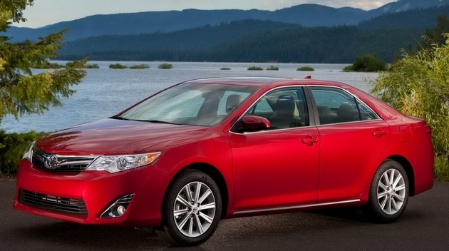 Toyota reveals specifications for New Camry