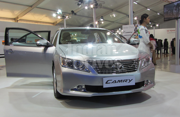 Toyota to reveal all new Camry on 24th this month