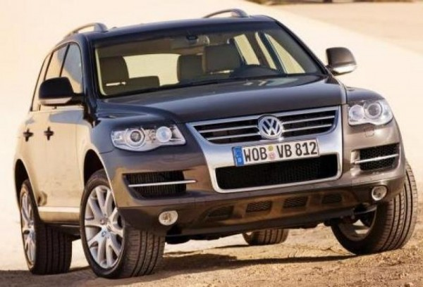 Volkswagen Touareg CC might be a threat to the BMW X6