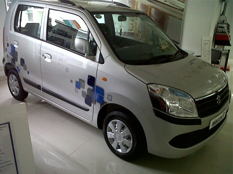 Wagon R Pro-A limited edition launched by Maruti
