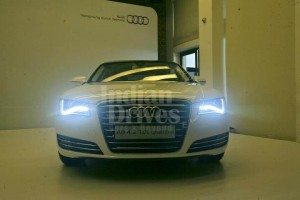 Audi A8 4.2 TDI launched at Rs 1.075 crore