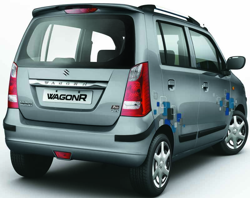 Maruti Suzuki launches a limited edition Wagon R pro with new features