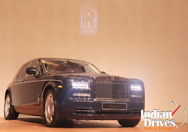 2013 Rolls Royce Phantom II