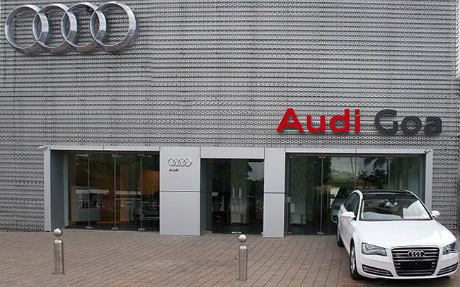 Audi India kicks off first showroom in Goa