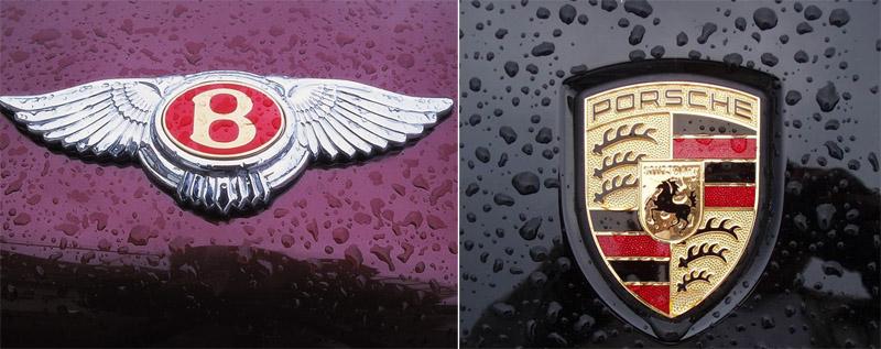 Bentley-Porsche to share platforms