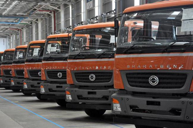Bharat Benz Launches Three Heavy-Duty Trucks in India