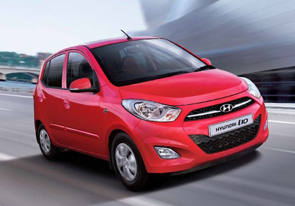 CNG versions of Hyundai Santro, i10 and Accent launched