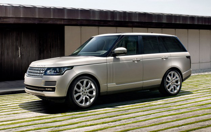 Details of the new Land Rover Range Rover revealed