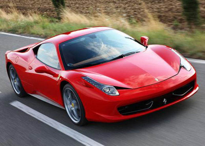 Ferrari 458 Italia to get more power, to be named as Monte Carlo