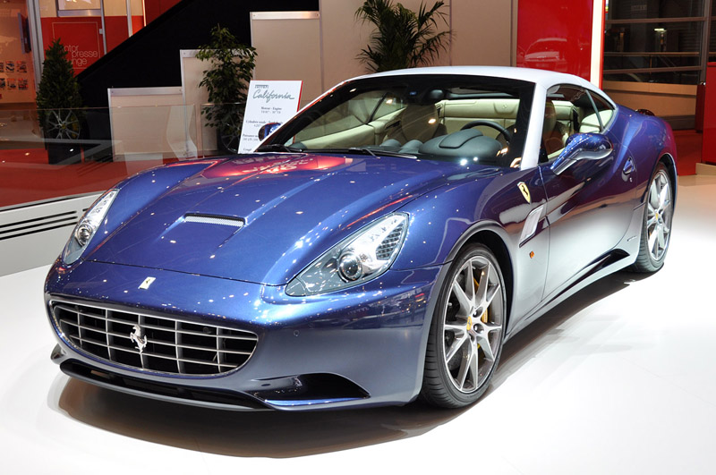 Ferrari posts record worldwide sales