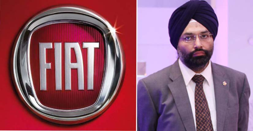 Fiat India appoints Gurpratap Boparai as new chief executive officer