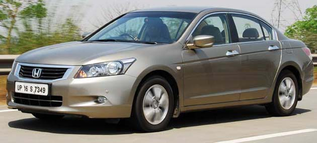 Honda Motors plans to put an end to the Accord in India