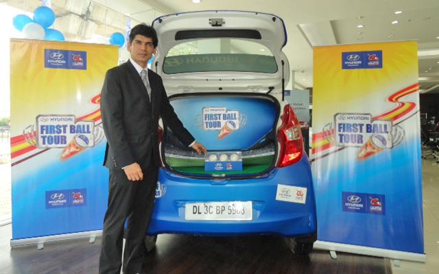 Hyundai all set to showcase i20 WRC at Paris Motor Show 2012
