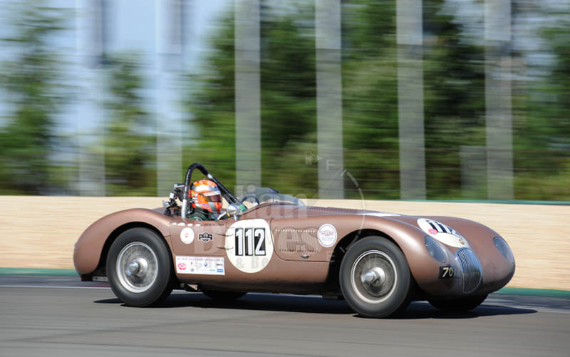 Jaguar Cars all set to Race at 2012 Goodwood Revival