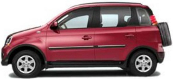 Mahindra to launch Quanto on Sep. 20th with Rs.4.75 lakh price tag