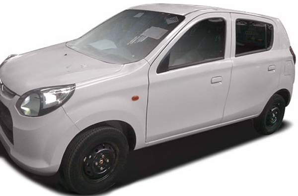 Maruti may roll out CNG edition of Alto 800