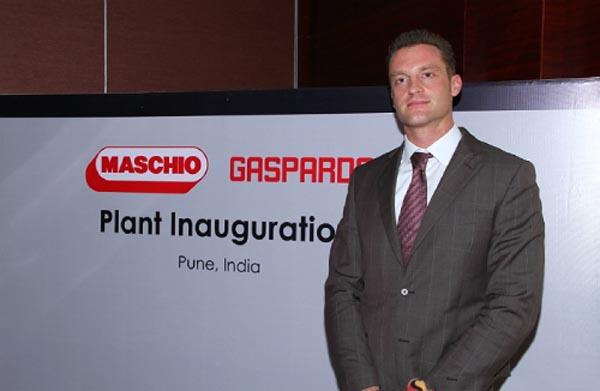 Maschio Gaspardo establishes facility near Pune