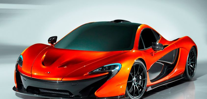 Mclaren coming to India by 2015