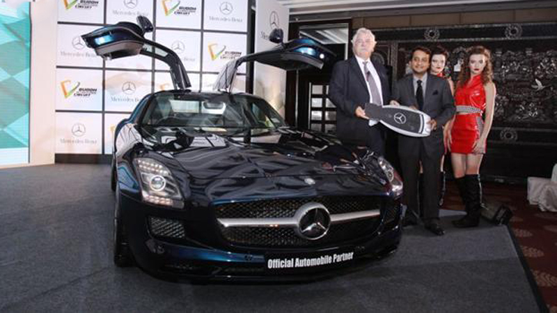 Mercedes Benz offers a chance to meet Schumacher at 2012 Indian F1 Grand Prix