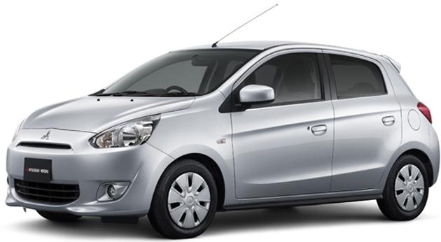 Mitsubishi to Showcase Mirage at 2012 Paris Motor Show