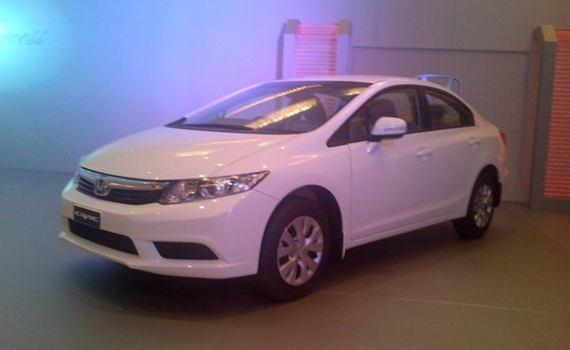 New Honda Civic launched in Pakistan