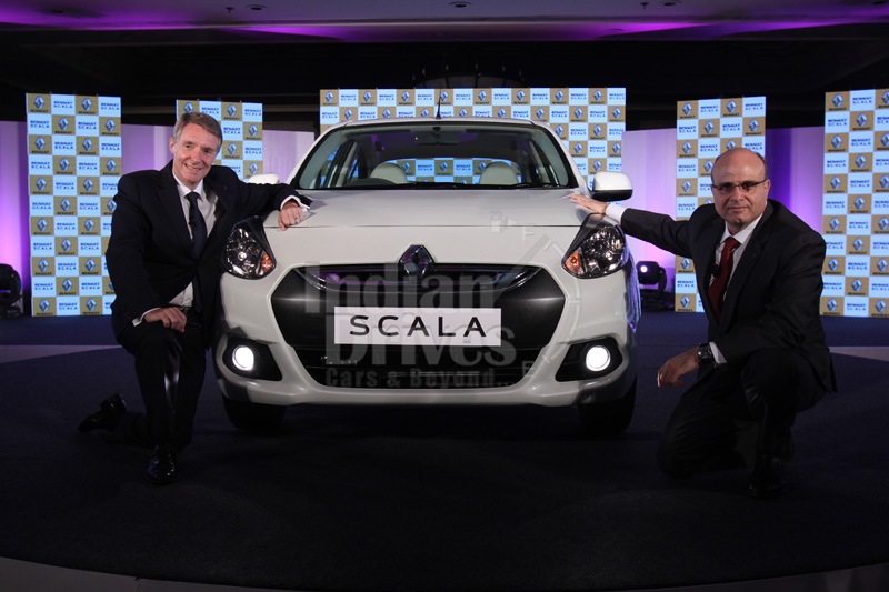 Renault Scala in India