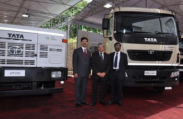 Tata Motors Bags Biggest Ever Single Order of 1314 trucks