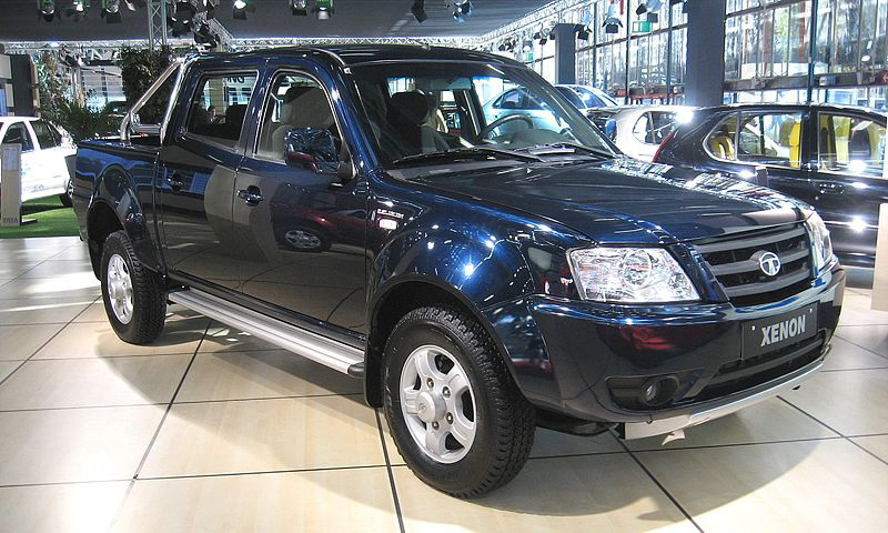 Tata Xenon Pick-up to be rolled out on September 2