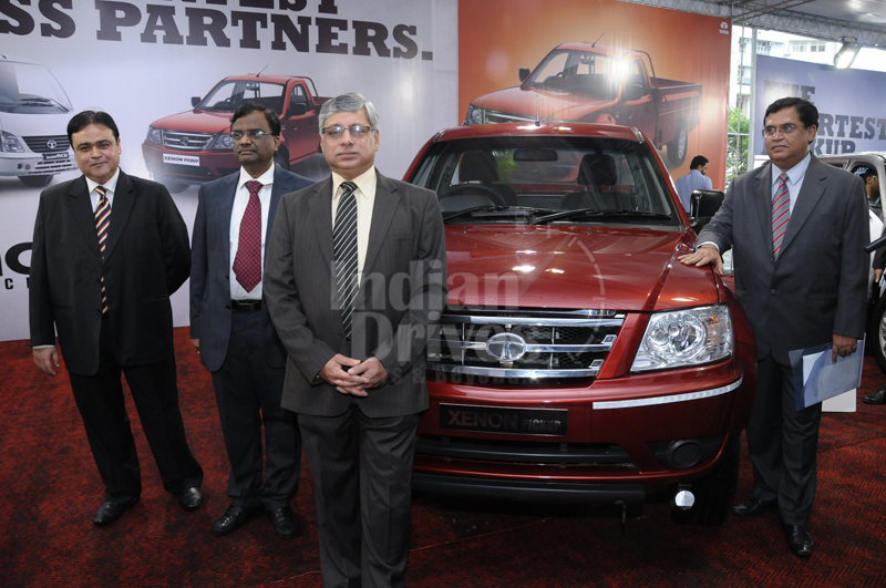 Tata Xenon in India