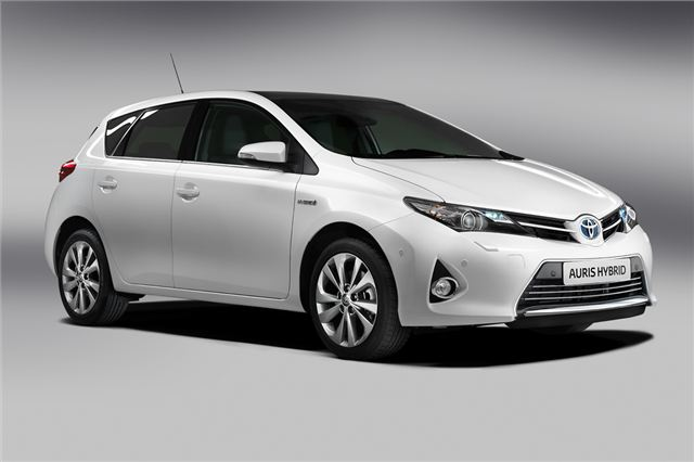 Toyota Auris to be shown at the Paris Auto Show