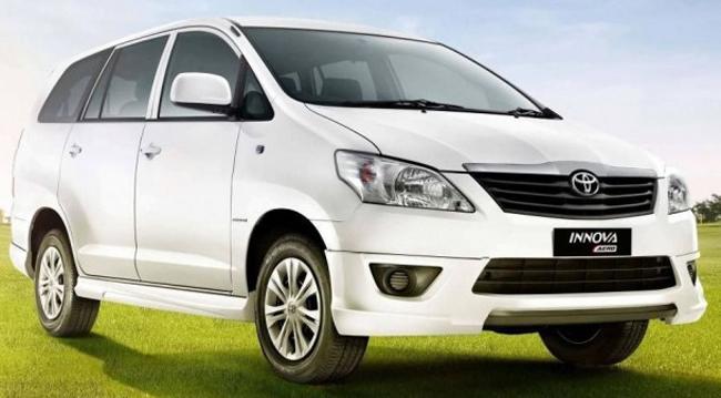 Toyota Innova Aero edition launched