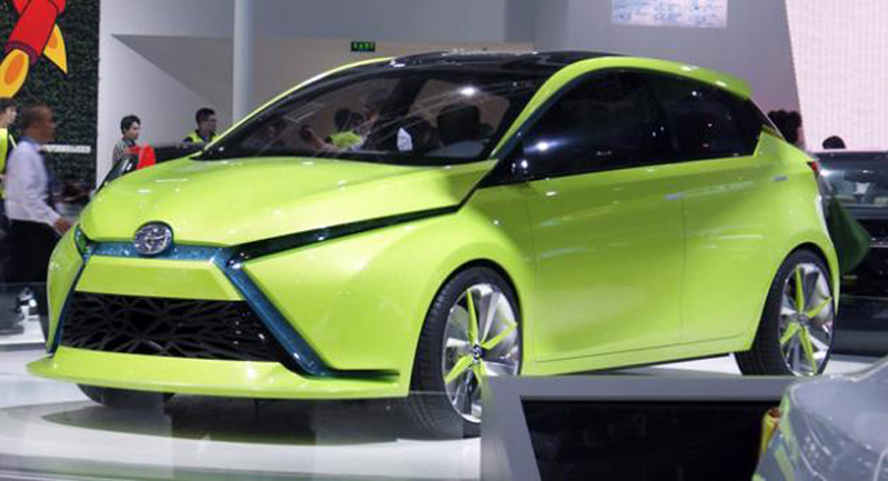 Toyota To Roll Out A Low Cost Car