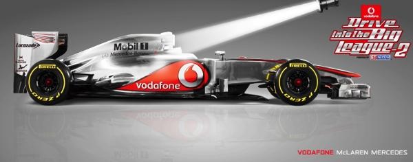 Vodafone Drive Big League receives an extraordinary response of over 270,000 entries
