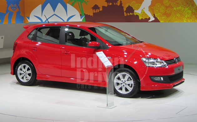 Volkswagen Polo in India