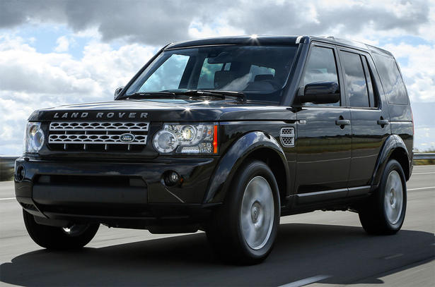 2013 Land Rover Discovery 4 Model Announced
