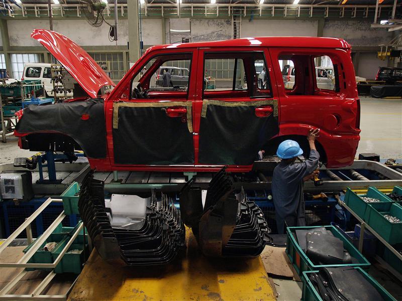 Auto companies post mixed sales figures; optimistic about festive season sales