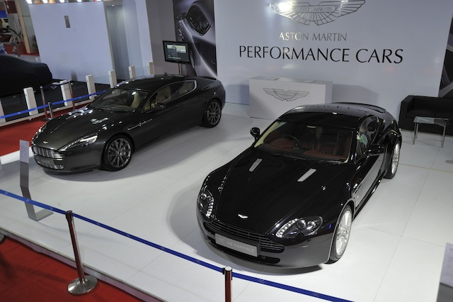 Autocar Performance show 2012 to start on Nov 1