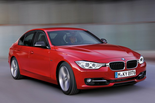 BMW 3 Series Bags the Double at Scottish Car of the Year Awards 2012