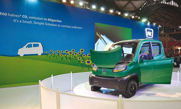 Centre gives the nod for Quadricycles