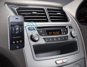 Chevrolet Sail U-VA Hatchback's teaser photo