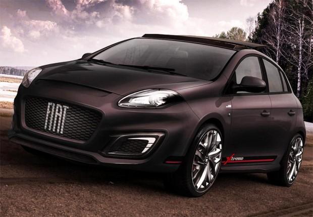 Fiat unveils Bravo Xtreme Concept