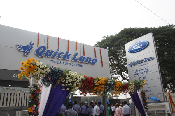 Ford India rolls out quick repair and routine maintenance service Quick Lane